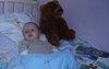 Лозовой Максим в больнице