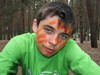 Мирошник Сергей в лесу