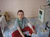 Северинов Саша капает химию через инфузомат