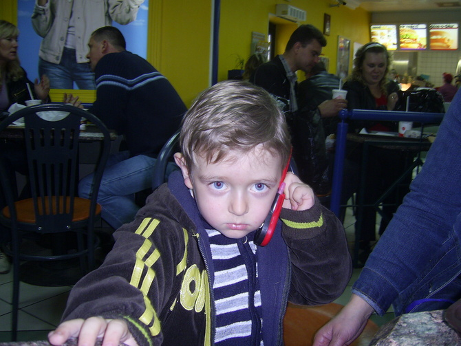 Ищенко Рома после болезни