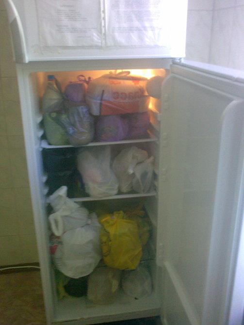 Cтарый холодильник в гематологии