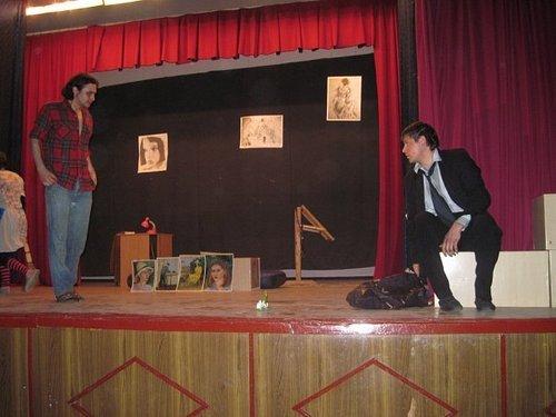 Спектакль театра Факел