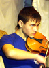 Мосенцев Максим со скрипкой