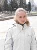 Катя возле больницы