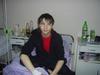 Куница Вася на больничной койке