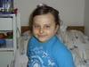 Нефидова Дарина в начале лечения