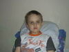 Шматко Алеша в больнице
