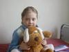 Дмитриева Катюша в больнице