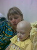 Дмитриева Катюша с мамой